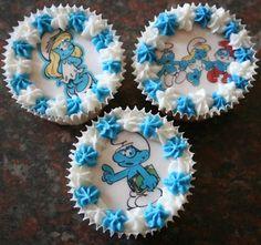 Smurfs Birthday Cakes - Bing Images