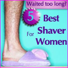 5 best #Shaver for #women that are useful and affordable Best Shavers, Women, Woman