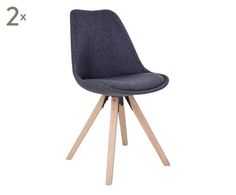 Chaise architecte industrielle JB Pennel
