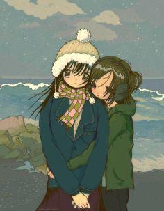 Pretty Art, Cute Art, Art Inspo, Manga Art, Anime Art, Aya Takano, Character Art, Character Design, Arte Van Gogh
