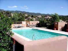Townhome vacation rental in Santa Fe from VRBO.com! #vacation #rental #travel #vrbo