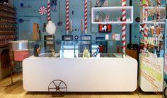 Los 27 mejores diseños de interiores de bares y restaurantes del mundo 2013,  Mejores diseños internacionales: Mejor de Europa: Rocambolesc (España) / Sandra Tarruella Interioristas www.decorgreen.es