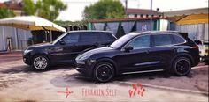 RangeRover Sport e Cayenne Porsche   CarWash NoTouch