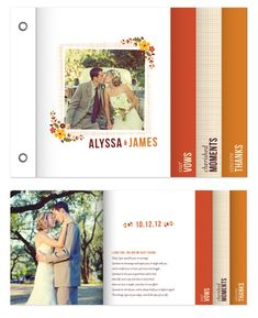 Website does custom webpages, inforgraphics, ect, for married couples.