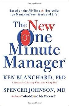 The New One Minute Manager book to be released in May 2015 builds on the principles from the original book and applies them to today's environment considering the rise of technology, expansion of global markets, instant communication, and pressures on managers to do more with less, particularly their resources, funding, and staff.  Ken Blanchard and Spencer Johnson at their best helping today's leaders succeed in a changing world.