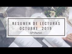 (47) WRAP UP || Resumen de Lecturas || OCTUBRE 2019 (2ª Parte) - YouTube Signs, Shape, Sheep, Cloud, Summary, October, Reading, Shop Signs, Sign