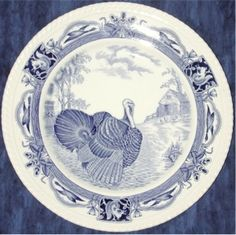 The Turkey Plate Page