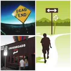 "Crossroads and Dead Ends: When Nothing Seems To Makes Sense Anymore | MOTIVATIONAL THOUGHTS and INSIGHTS.    Crossroads signify dilemma, and at some point regret. They are times when the dreams that once looked so bright and assured, now seem so distant - very much like faded memories. Times when you are forced to ask yourself ""what is going on?"" if you still live in reality or it is just a strange dream that you might wake up from. At that point you are so far from optimistic or confident"