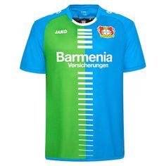 Segunda Camiseta Bayer 04 Leverkusen edicion especial 2016-2017