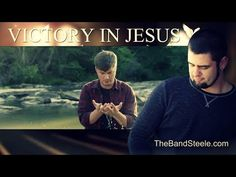 The Band Steele - Victory In Jesus (feat. Worship Songs Lyrics, Praise Songs, Christian Videos, Christian Songs, Blessed Song, Jazz Songs, Jesus Songs, Spiritual Music, Beautiful Songs