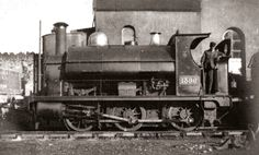 Cornwall Minerals Railway 0-6-0 with a later GWR number