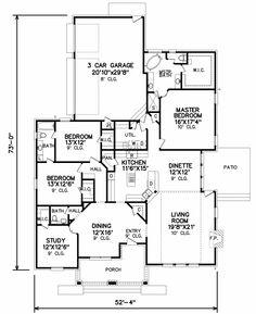 Floor plan 7732