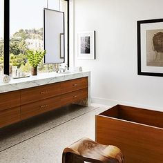 Los Angeles Home - High Design for a Silicon Valley Entrepreneur : Architectural Digest