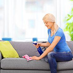 Quem tem  cachorro em casa sabe que os locais ou móveis onde o bichinho mais gosta de ficar acabam adquirindo um  odor ...