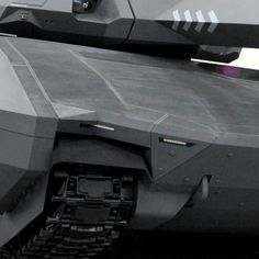 """PL-01 CONCEPT """"STEALTH TANK"""" - DIRECT SUPPORT VEHICLE FOR OBRUM (PGZ SA), AUTODESK ALIAS 3D MODEL design by SOKKA"""