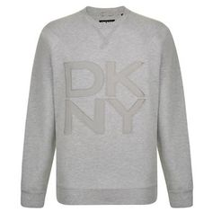 Crew Neck Sweatshirt Description: Build your off-duty looks with this DKNY  sweatshirt.  The sweatshirt has a crew neckline and is accented with logo detailing.Size selection: Standard sizingFits true to size, take your normal sizeCut with a regular fit100% cottonMachine wash cold Grey Small Price: GBP: 100 Buy Now   http://qualityclothing.me.uk/crew-neck-sweatshirt/