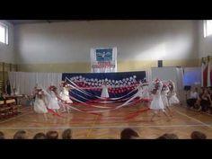 Taniec uczennic na apelu z okazji Święta Niepodległości_SPDobczyce - YouTube