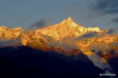 Meili Snow Mountain, Deqin County, Yunnan, China, 中國, 雲南, 德欽縣, 梅里雪山