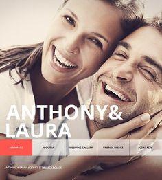 Antony & Facebook HTML CMS Templates by Elza