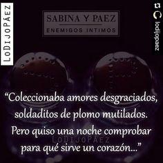 Lo dijo Páez