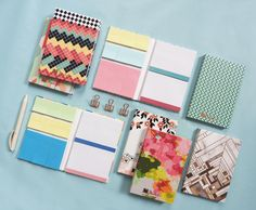 Mahrker is pleased to announce a new series of Sticky Notepads See More.