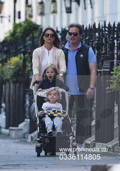 Princess Madeleine, Chris O'Neill and their children