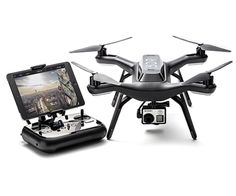 3DR Solo Quadcopter Is The World's Smartest Drone Made For GoPro - #drone #gopro #quadcopter