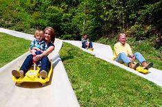 Ober Gatlinburg's Alpine Slide
