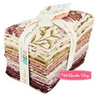 Plum Sweet Fat Eighth BundleBlackbird Designs for Moda Fabrics