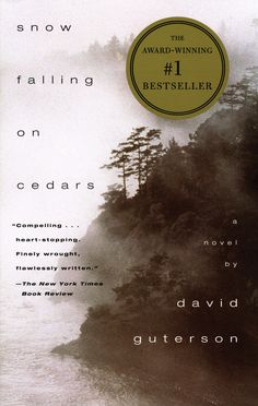 Snow Falling on Cedars by David Guterson - was the No. 33 most banned and challenged title 2000-2009