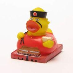 City Duck® Peking im Badeenten-Shop einkaufen