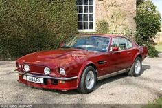 1988 Aston Martin V8 Vantage