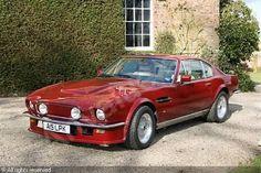 Aston Martin V8 Vantage (1988)
