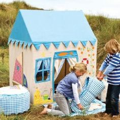 Children's Playhouses and Play Tents