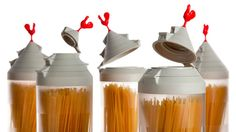 The Spaghetti Tower Dispenses Perfect Portions - Foodista.com