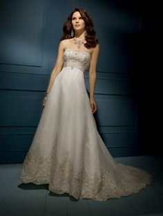 Alfred Angelo Bridal Style 848 from Alfred Angelo Sapphire
