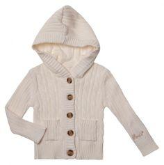 Marled Yarn Hoodie Cardigan - Infant Levi's Classics -$24.