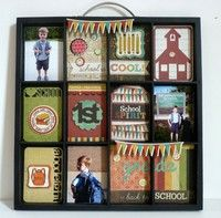 A Project by marypats from our Scrapbooking Stamping Altered Projects Home Decor Galleries originally submitted 09/17/12 at 04:52 AM