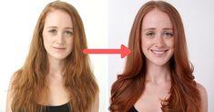 7 Hair Glosses for Fading Red Hair Henna Hair Dye Red, Dyed Red Hair, Dye Hair, Natural Red Hair Dye, Natural Redhead, Red Hair Glaze, Blonde Box Dye, Red Hair Shampoo, Light Auburn Hair Color