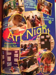That Little Art Teacher: Family Art Night