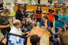 """Medium.com: """"Teachers are helping students to leverage technology as a platform for collaboration, creativity, and self-expression."""""""