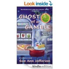 Amazon.com: Ghost of a Gamble (Ghost of Granny Apples) eBook: Sue Ann Jaffarian: Books