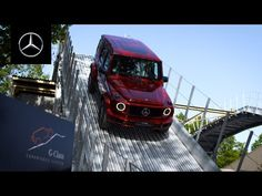 Does Mom Let You?⎜40 Years G-Class - YouTube Experience Center, Lost In The Woods, Benz G, G Class, 40 Years, Mercedes Benz, Let It Be, Mom, Youtube