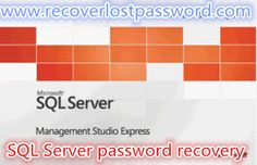 How to recover lost Microsoft SQL Server database password? Try to use a SQL Password Recovery tool.