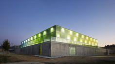 Gallery of Arteixo Sport Center / Jose Ramon Garitaonaindia de Vera - 20