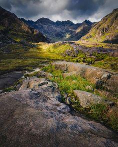 Loch Coruisk, Black Cuillins, Isle of Skye, Hebrides, Highlands, Scotland, UK by Ian Hex of LightSweep