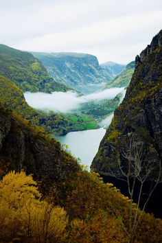 Los Fiordos (Noruega)