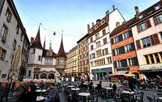 Switzerland, Neuchatel