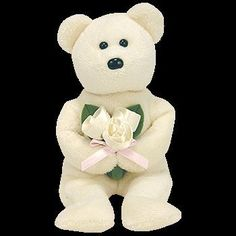 3060dc3227b TY Beanie Baby - DEAR ONE the Bear (Hallmark Gold Crown Exclusive) by Ty