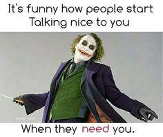 Joker Love Quotes, Joker Qoutes, Heath Ledger Joker Quotes, Psycho Quotes, Badass Quotes, Joker T Shirt, Joker Suit, True Quotes, Funny Quotes